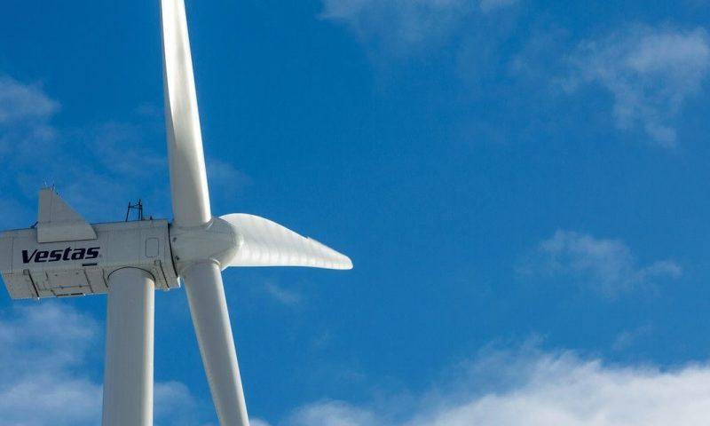 Vestas V150-4.2 MW wind turbines