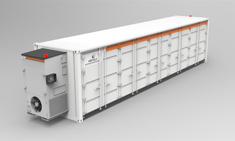 Wärtsilä Awarded Energy Storage System Order in South East Asia