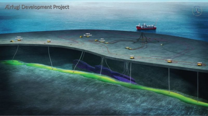 Aker BP's Ærfugl Phase 1 Project Starts Production
