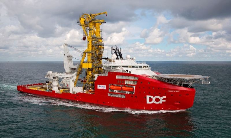 DOF Subsea Contract Extension for Skandi Africa