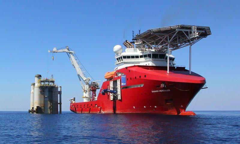 Skandi Hercules DOF Subsea