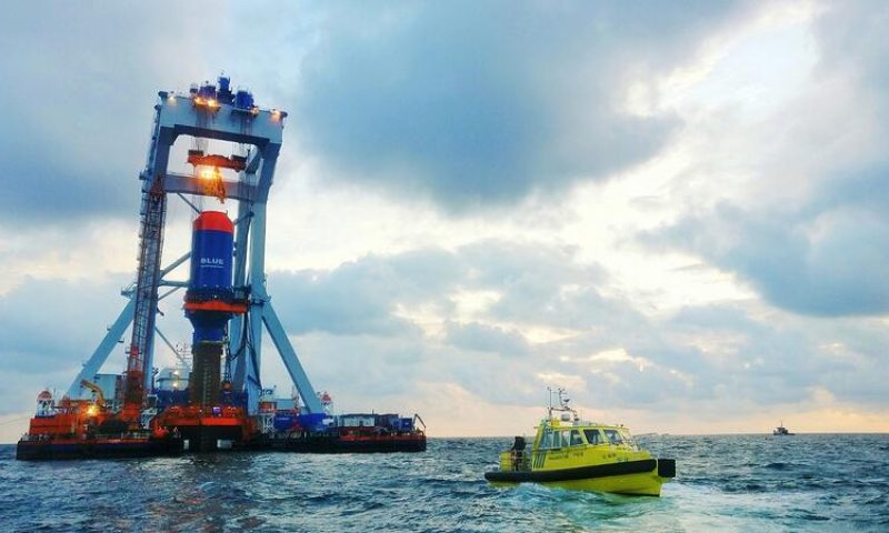 IQIP and TU Delft Join Forces for Improvements Blue Piling Technology