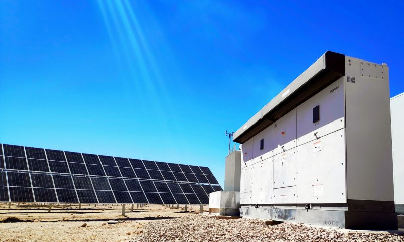 Ingeteam Bags 100MW PV Project in Chile