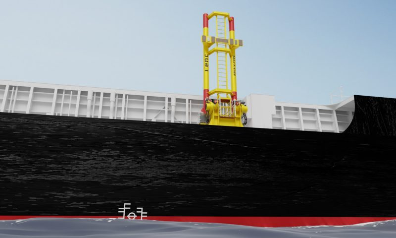 KENC Engineering Reveals New Automatic Boat Landing Systems