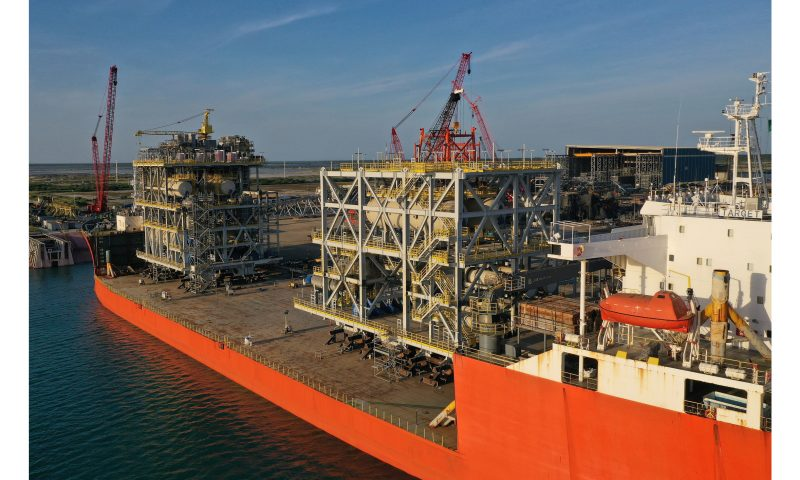 McDermott Announces Second Shipment of MODEC FPSO Modules