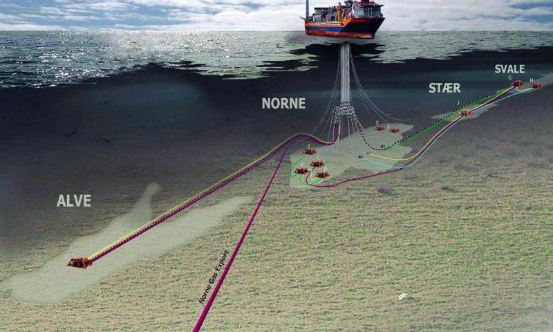 PGNiG Shares Positive Results of Exploration Work on Alve Nord East