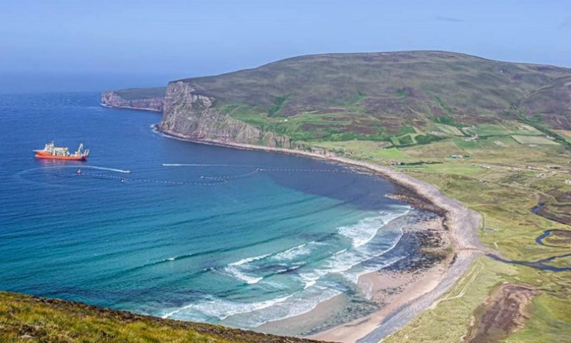 SSE Completes Pentland Firth East Cable Replacement Project