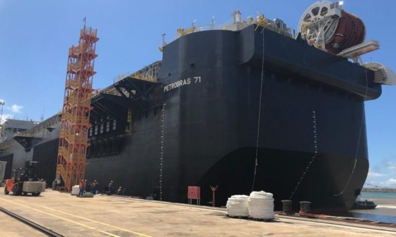 Petrobras on the FPSO P-71 and the Development of Tupi