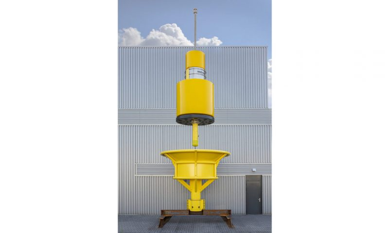 Seatools Plough Positioning Monitoring Buoy