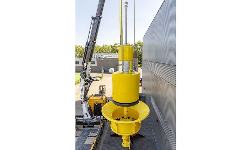 Seatools Plough Positioning Monitoring Buoy