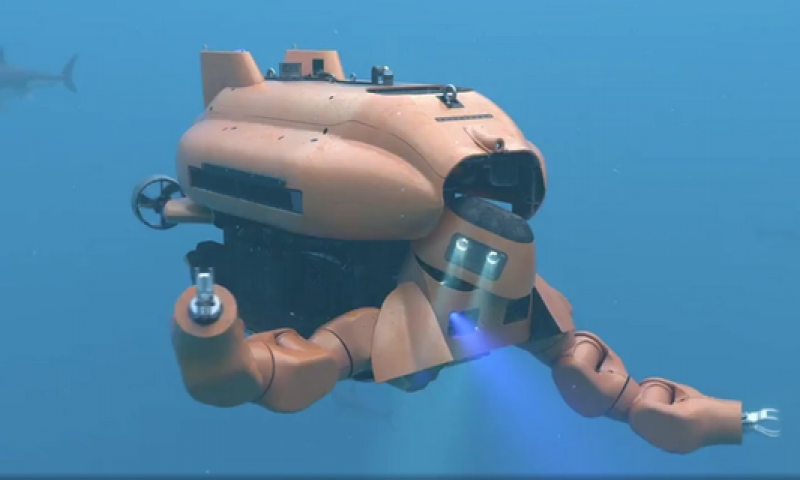 Unique Subsea Drone The Aquanaut