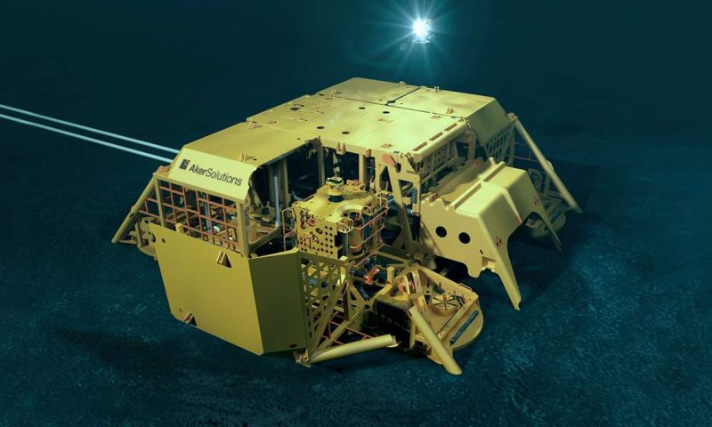 Aker Solutions Awarded Subsea Contract for Kristin Sør