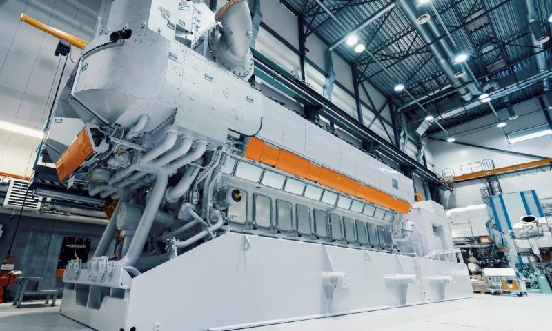 Best-in-its-class Wärtsilä 31DF Engine Gets Even More Power