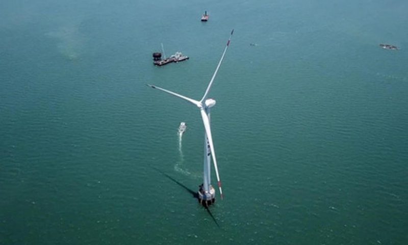 DEC Signed Two Offshore Wind Power Contracts