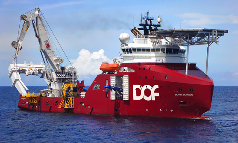 DOF Subsea Awarded New Contracts in Atlantic Region