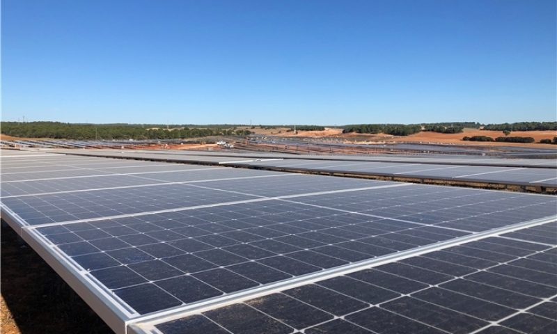 Iberdrola Obtains a Favourable EIS for the Puertollano Photovoltaic Plant