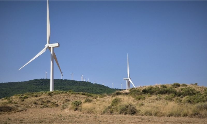 Iberdrola Puts the Puylobo Wind Farm in Aragon Into Operation