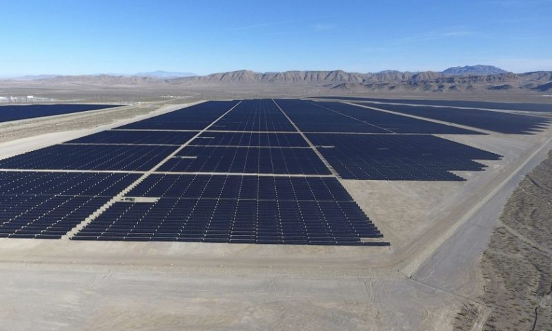 Invenergy Completes Construction Financing for Dry Lake Solar Energy Center