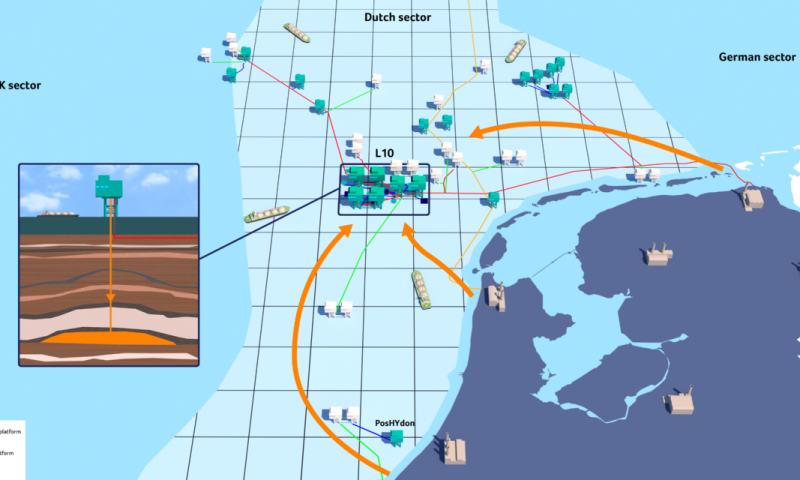 Neptune Announces Feasibility Study Into CCS Plan for Netherlands