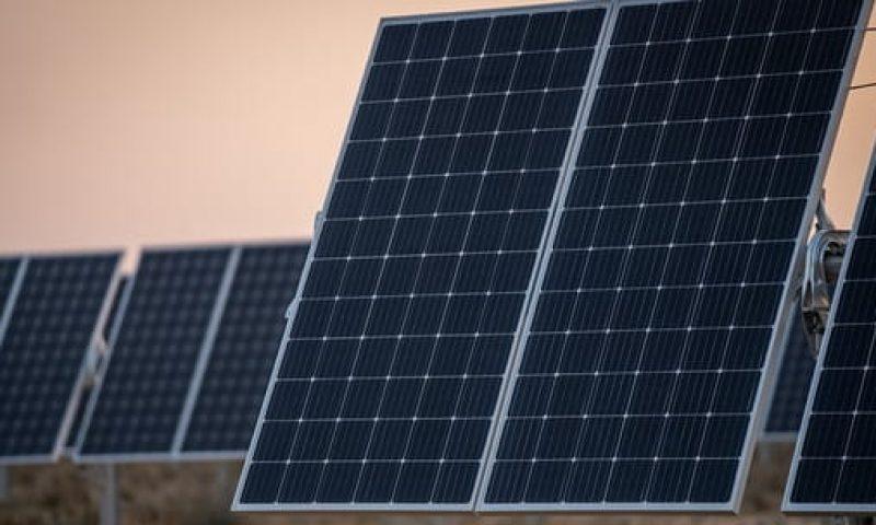 Ørsted Takes Final Investment Decision on Old 300 Solar Center