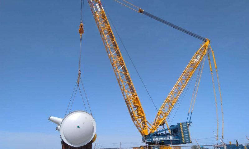 Sarens Heavylifting Kazakhstan