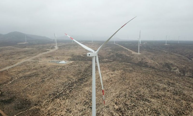 Siemens Gamesa Inks Service Contract for Huge Wind Project in LATAM