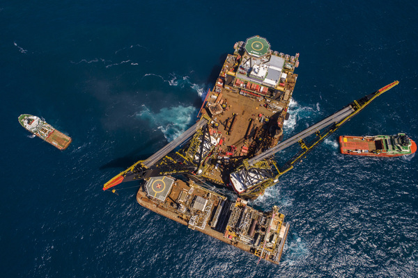 Thialf Completes Removal of Sable Project Offshore Facilities