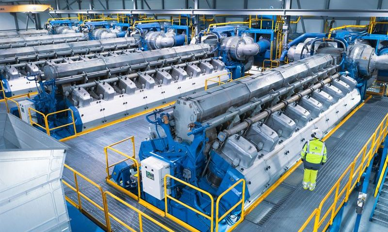 Wärtsilä gas conversion GERA Amazonas