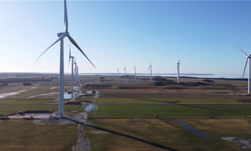 AURA energy Invests in the Largest Onshore Wind Park
