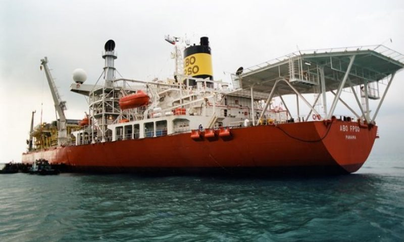 BW Offshore Scores Contract Extension for ABO FPSO