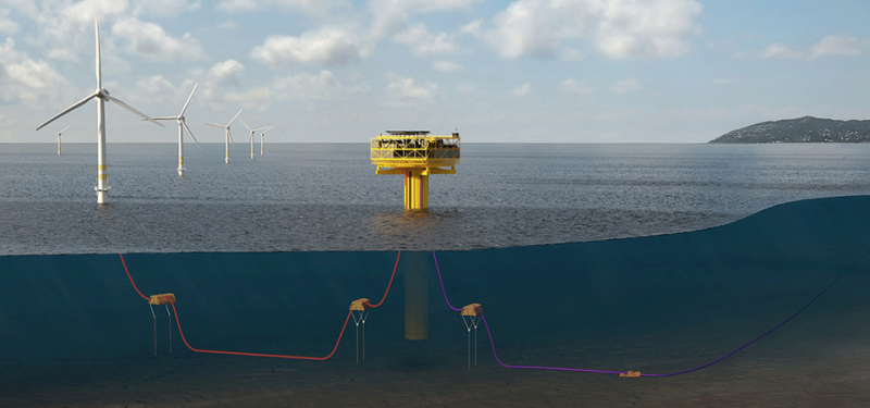 Deep Purple Pilot Project for Offshore Green Hydrogen Production