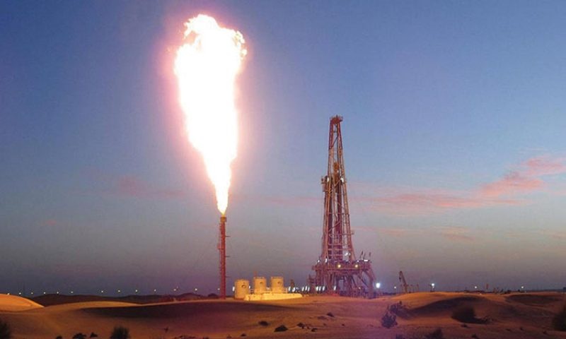 Eni and SNOC Announce Production Start-up from Mahani Field
