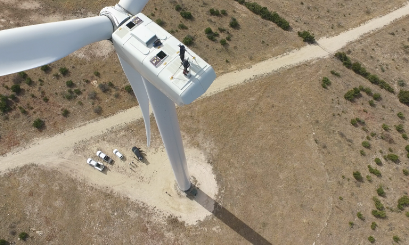GE Renewable Energy Announces 235 MW Win for Leeward's Aragonne Wind Project