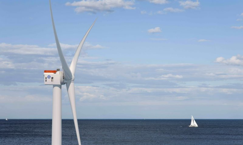 GE renewable energy's Haliade-X 12 MW New Jersey