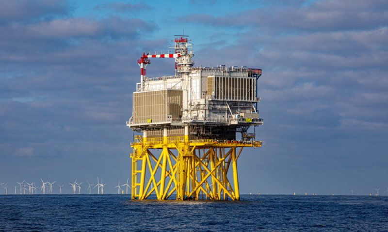 Heerema Fabrication Wins Hollandse Kust (Noord) Jacket Contract