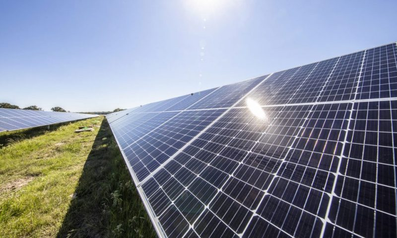 Lightsource bp Completes $380M Financing on 316 Megawatts of Solar in Texas