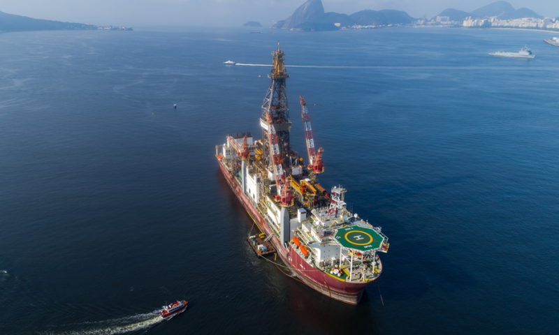 Ocyan Bags Contract with Petrobras for Norbe VIII Rig