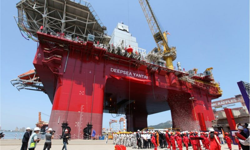 Odfjell Drilling Scores More Work for Deepsea Yantai