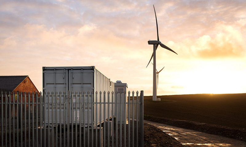Scottishpower Project Showcases Power of Batteries in Energy System