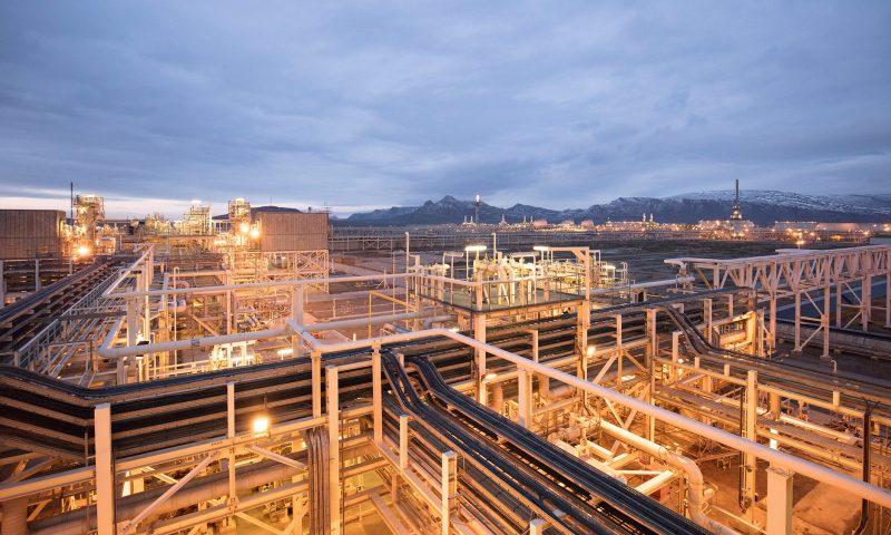 Shah Deniz Begins Gas Deliveries to Europe