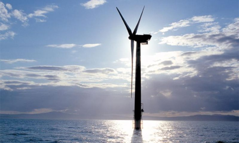 Shell Partners With Simply Blue Energy To Develop Emerald Floating Wind Project