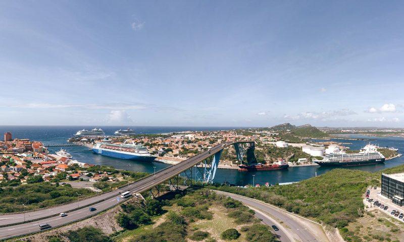 Van Oord Participates in Living Lab Curaçao