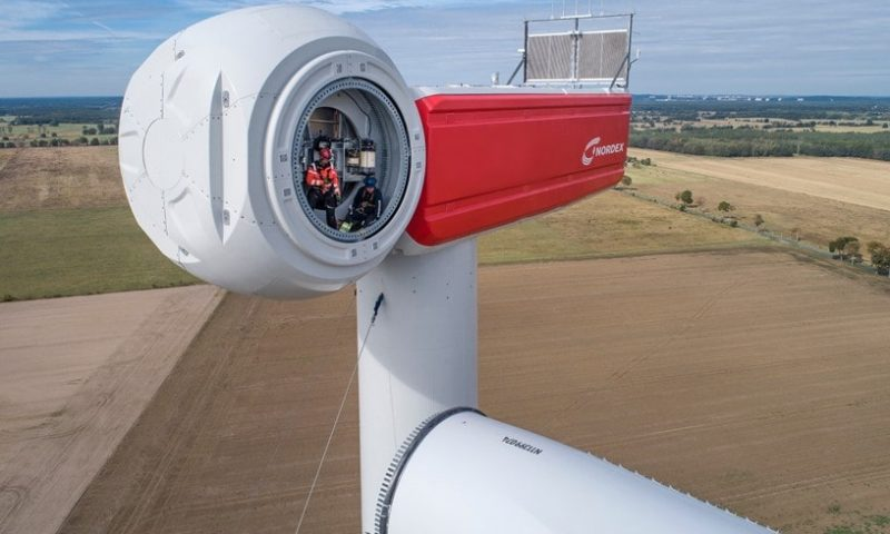 wpd has Placed an Order with the Nordex Group for 188 MW in Finland