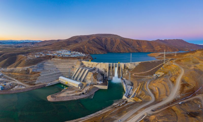 GE Renewables Completes New 500 MW Lower Kaleköy Hydropower plant in Turkey