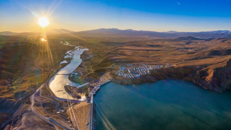 GE Renewables Completes New 500 MW Lower Kaleköy Hydropower Plant
