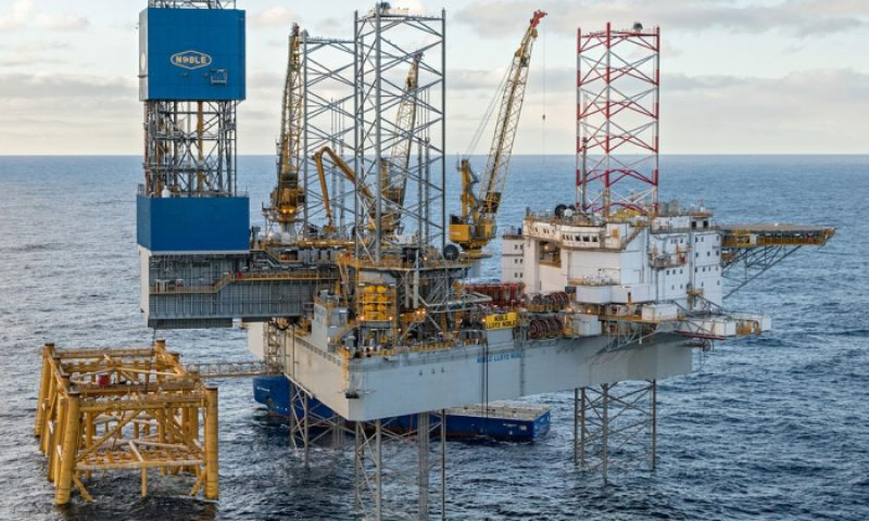 Island Drilling Announces Strategic Cooperation with Noble Drilling