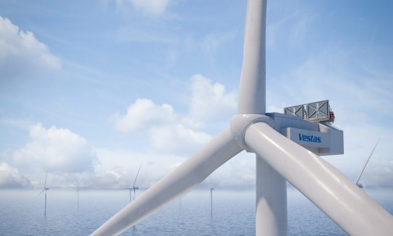 Vestas Launches Spectacular 15 MW Offshore Wind Turbine