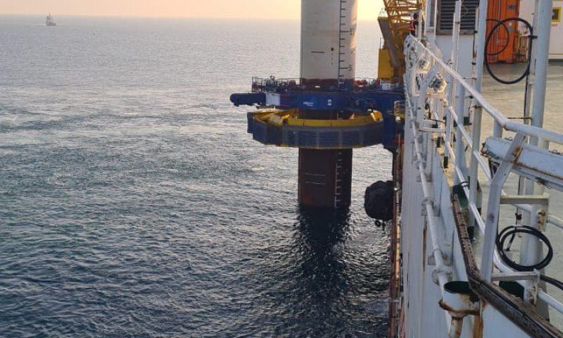 Sapura Energy S3500 Yunlin Offshore Wind Farm, Taiwan