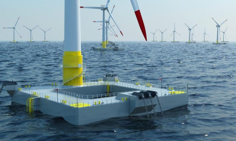 BW Offshore Invests in Ideol Creating Floating Offshore Wind Champion