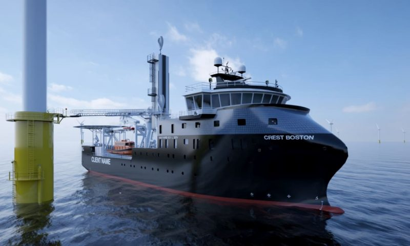 Crowley and ESVAGT Partner up for U.S. Offshore Wind Industry
